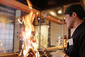 〜さわらの藁焼き〜 人気メニューのご紹介