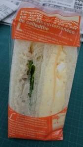 プルミエ サンドイッチ