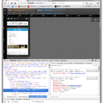 Chromeデベロッパー・ツール