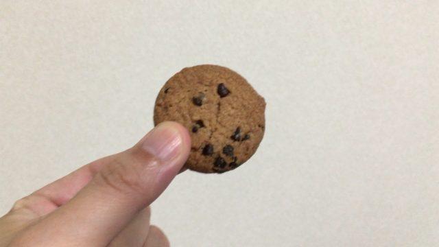 フルタ 窯焼きクッキー チョコチップの中身