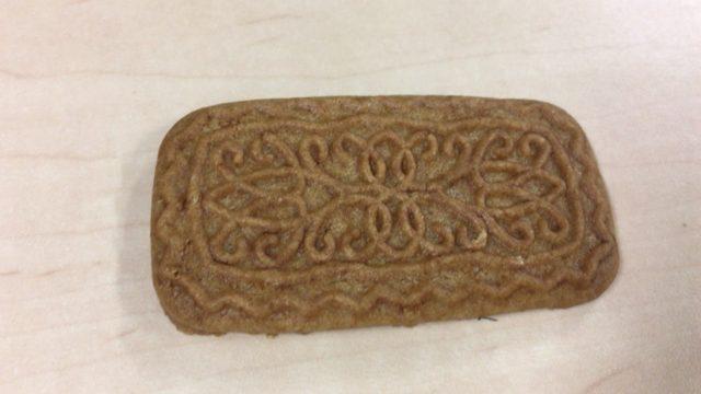 ブルボンカラメリーのクッキー
