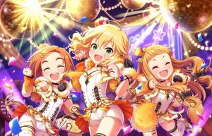 櫻井桃華SR+<Yes! Party Time!!>