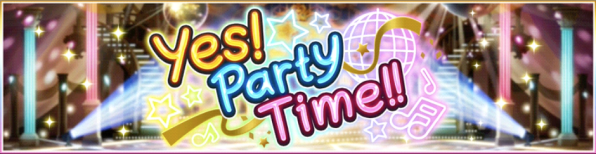Yes! Party Time!!