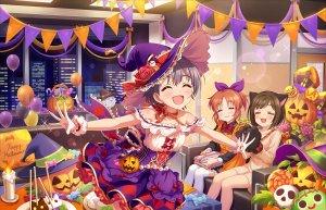 乙倉悠貴SR限定<Halloween♥Code>