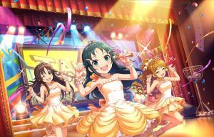 南条光SRイベント限定<TAKAMARI☆CLIMAXXX!!!!!>