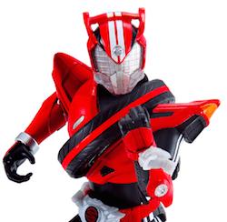 TK01 仮面ライダードライブ タイプスピード