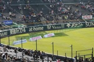ソフトバンク ラッキーゾーン ヤフオクドーム 2015年 プロ野球 甲子園球場