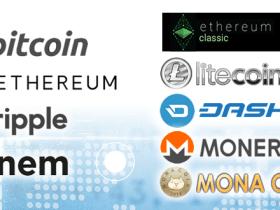 9種類の仮想通貨の特徴を一挙大公開
