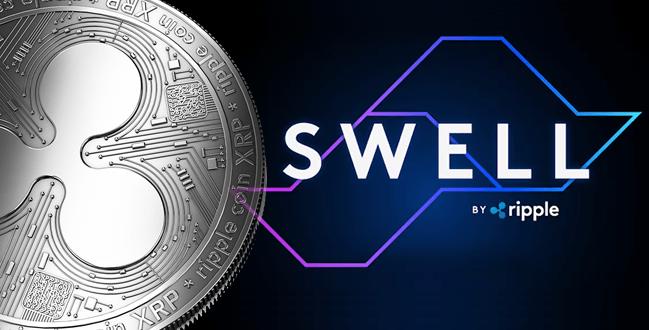 リップルの価格が10%も上昇、送金システムに関する国際会議「SWELL」への期待感高まる。