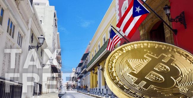 仮想通貨の税金に新たな抜け道?プエルトリコでは100%非課税になる