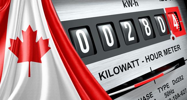 カナダ、入札制で電気使用へ!マイニング業者低迷の可能性