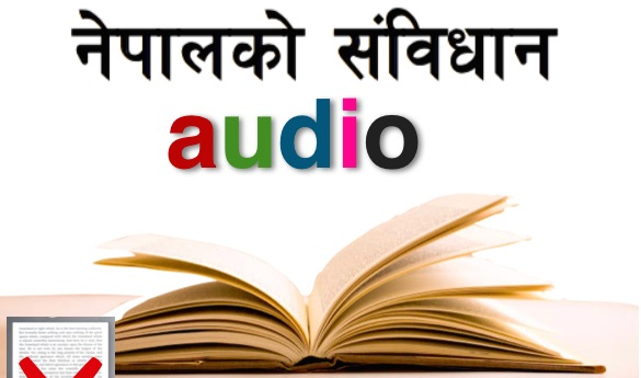 constitution of nepal audio