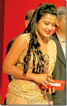 Rekha-thapa-nefta-film-award-2067-2
