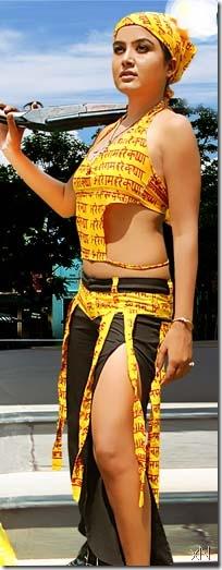 hifazat_rekha_thapa_yellow_dress