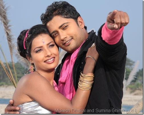 dulahi - Mukesh Dhakal and Sumina Ghimire