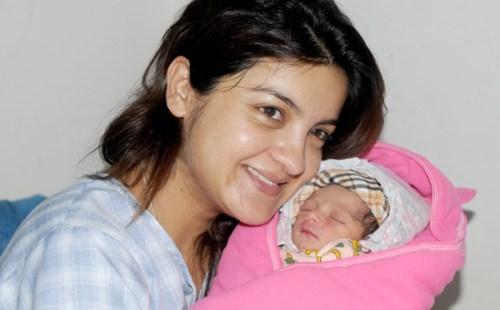 Arunima Lamsal daughter