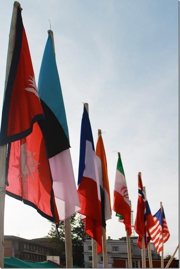 flags_kathmandu_theater_festival