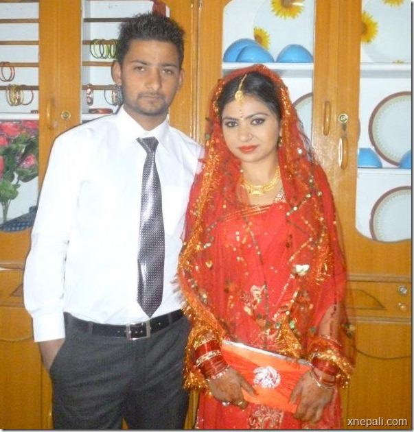 krisha - marriage pritam