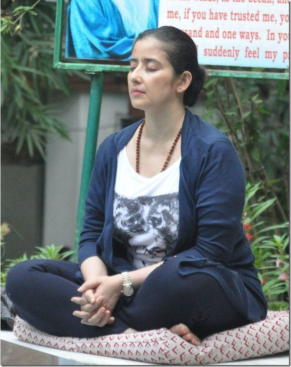 manisha meditiation