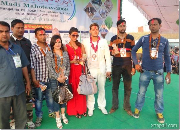 audio launch rakshya chitwan