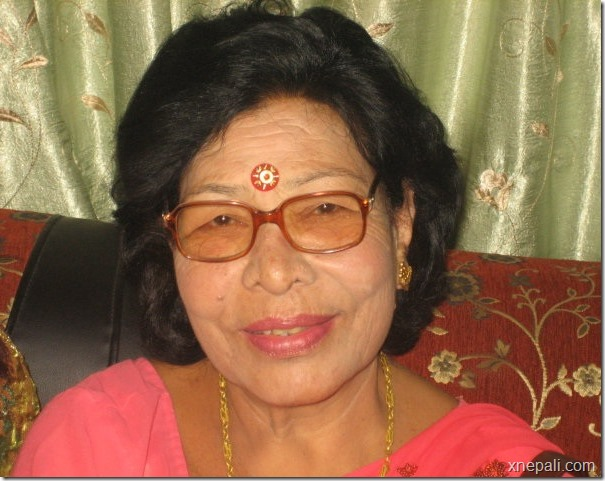 gauri malla mom