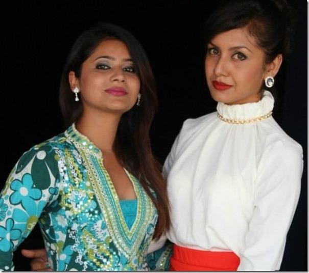 benisha and keki adhikari