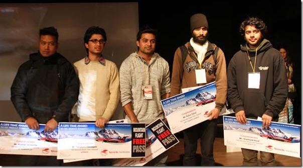 60-second-film-award-winners