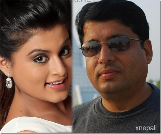 shilpa pokharel and chhabi raj ojha