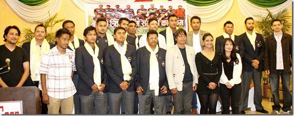 Fitkiree team cricket team award