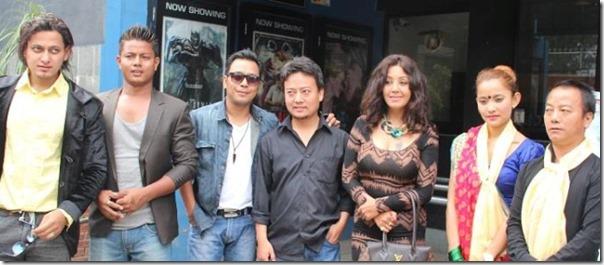 nagbeli premiere show