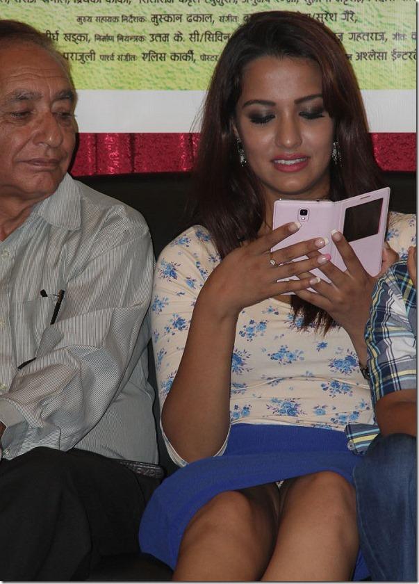 priyanaka-karki nai na bhannu la party