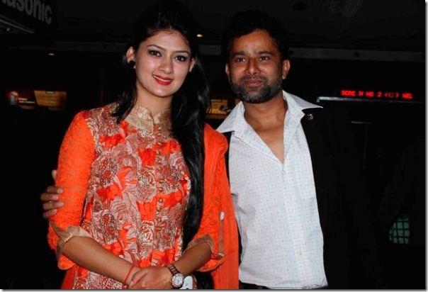 Anita Acharya and Rajan Khatiwada