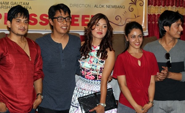 ajhai-pani-press-meet-pooja-sharma
