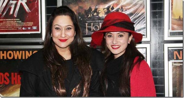 rabina and namrata premier