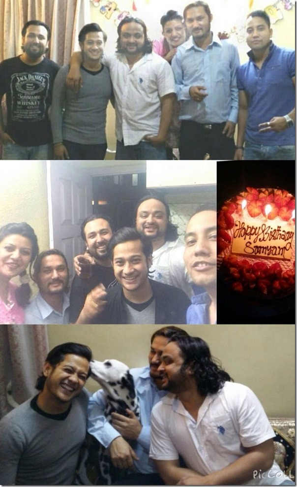 samyam puri birthday celebration 1
