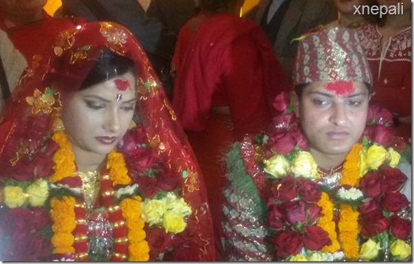 sumina ghimire and roshan sapkota marriage 2