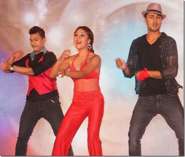 adhakatti launch dance