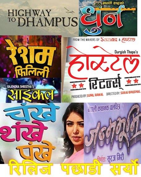 nepali movie release delayed