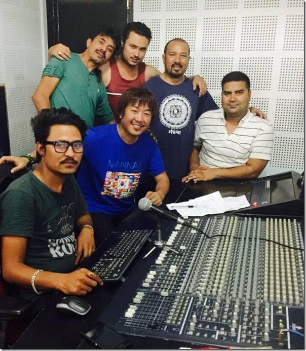 rampyari music recording