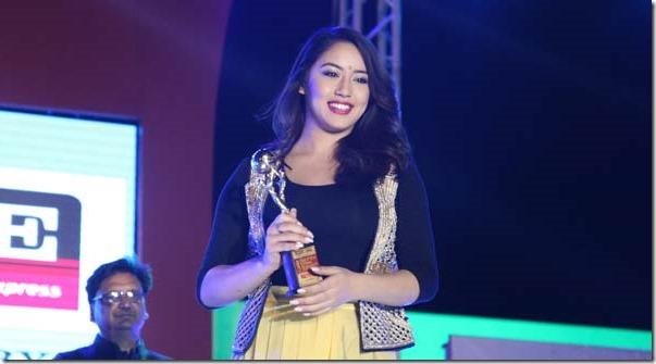aana sharma nefta award