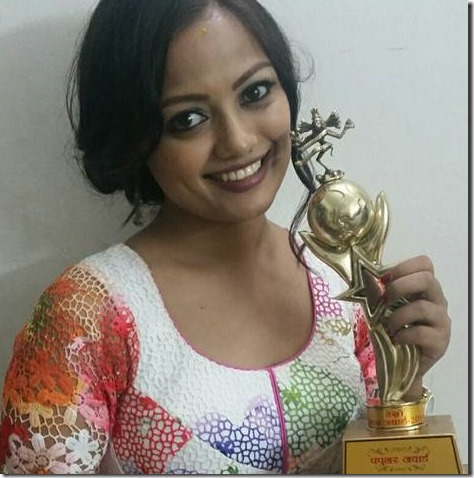richa sharma awards talakjung vs tulke