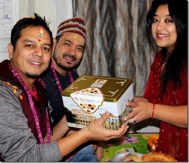 dilip rayamajhi and jal shah bhaitika after 13 years bikrant