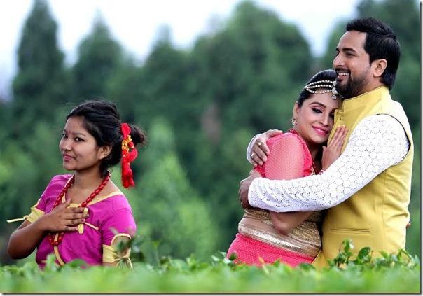 Sanchita Luitel and Jiwan Luitel in Radha3