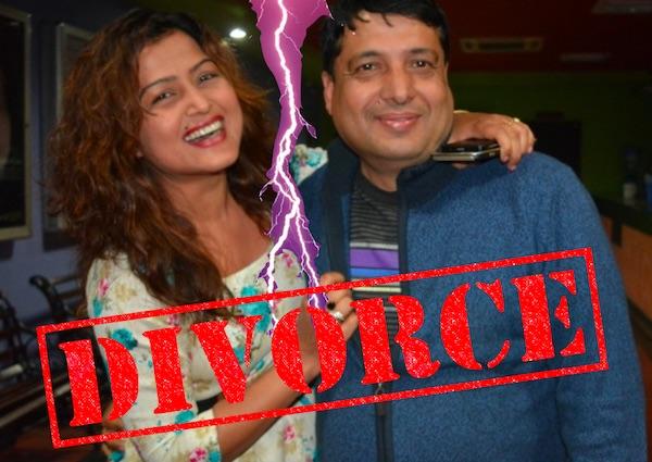 rekha thapa and chhabi ojha divorce