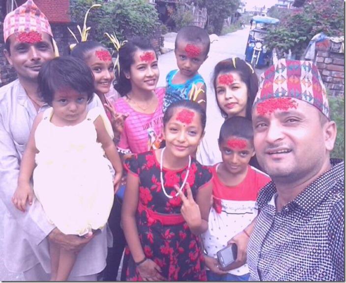 nawal nepal Dashain 2016