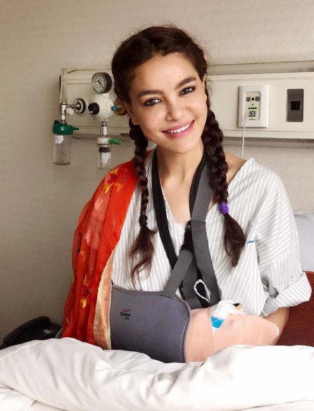 Shristi shrestha met with an accident what had happened nepali actress shristi shrestha met with an accident and was admitted to a hospital in kathmandu shristi later confirmed the accident by sharing a photo of altavistaventures Choice Image