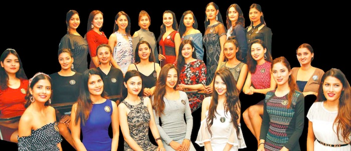 Miss Nepal 2018 contestants - What do they say about themselves
