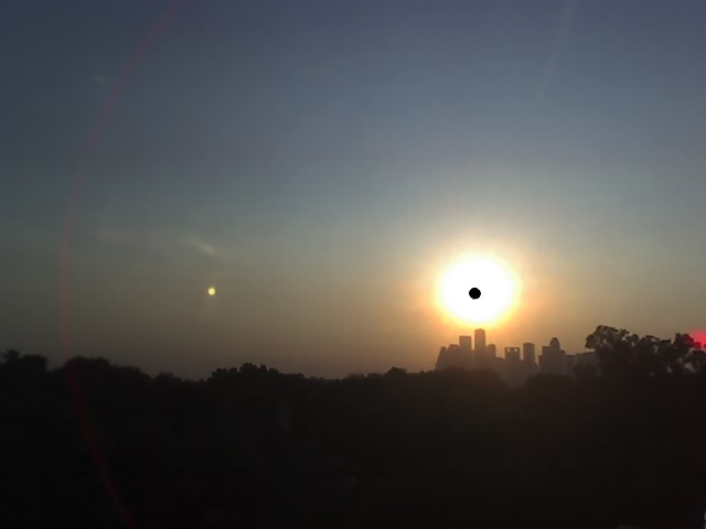 black hole sun downtown
