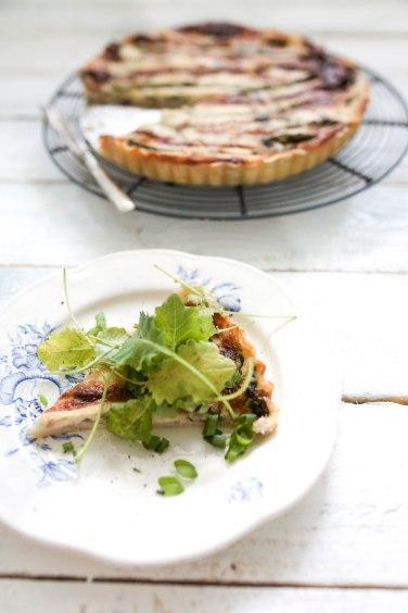 asparagus pie (1 of 1)