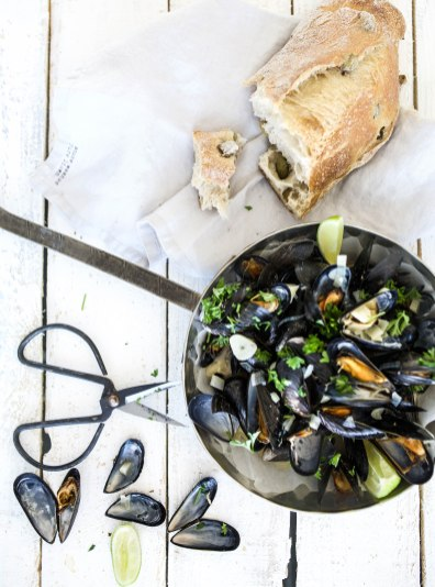 rustic mussels (1 of 1)